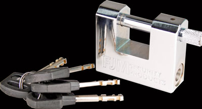 heavy duty padlocks