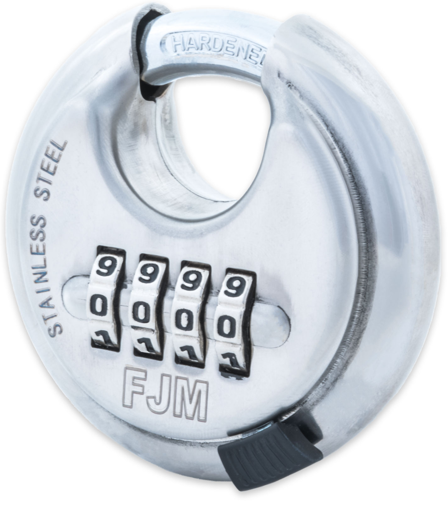Combination locks for storage unit