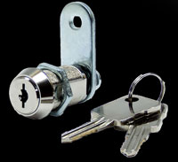 high security dual cam locks