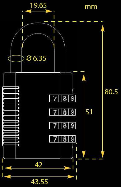 master lock combination reset instructions