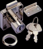 cabinet drawer locks