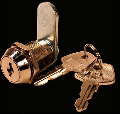 Disc Cabinet Locks