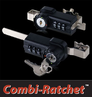 ratchet lock combination