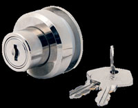 cabinet push locks